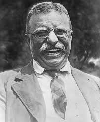AH5 Concert-Theodore Roosevelt laughing chest up